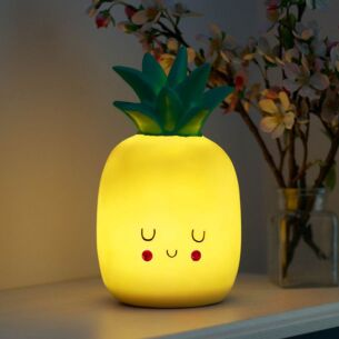 Large Hi-Kawaii Pineapple Lamp