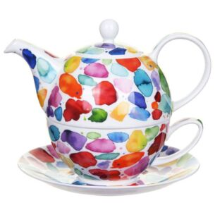 Dunoon Blobs Tea For One Set