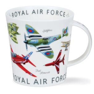 Armed Forces RAF Cairngorm Shape Mug