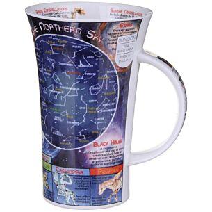 Night Sky Glencoe shape Mug