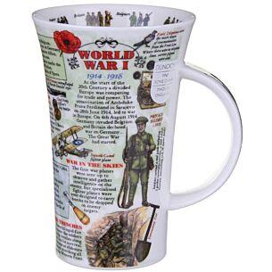 World War 1 Glencoe shape Mug
