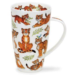 Tigerrrific! Henley Shape Mug