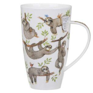 It's a Sloths Life Henley Shape Mug