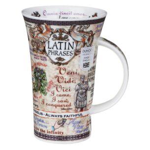 Latin Phrases Glencoe shape Mug