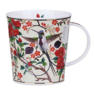 Aisha Cream Lomond Shape Mug