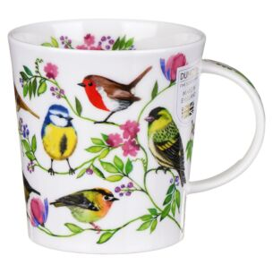 Morning Chorus Robin Lomond Shape Mug