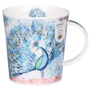 Mystic Wood Peacock Lomond Shape Mug