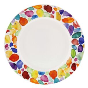 Dunoon Blobs! 22cm Boxed Cake Plate
