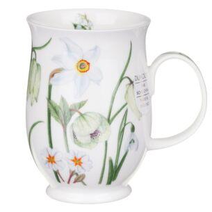 Sonata White Suffolk Shape Mug
