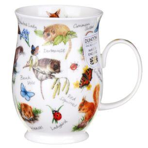 Animal Life Shrew Suffolk Shape Mug