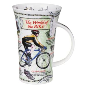 The World Of The Bike Glencoe shape Mug