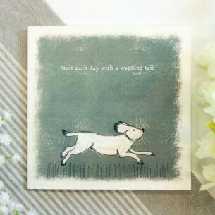 'Start Each Day' Card