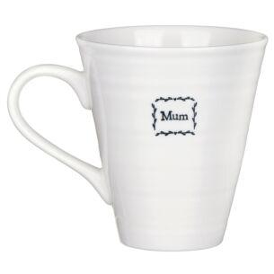 East of India Mum Boxed Porcelain Mug