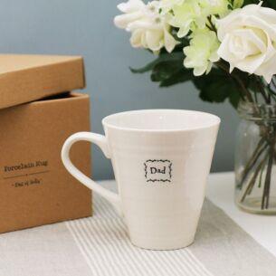 Dad Boxed Porcelain Mug