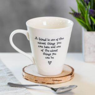 Friend Porcelain Mug