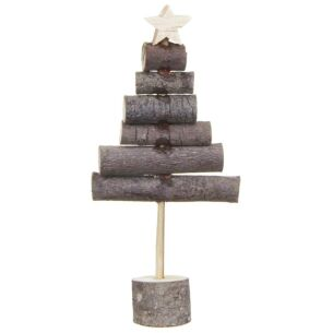 Small Wooden Stick Tree Decoration