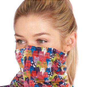 Snood with Filter Pocket – Stacking Cats
