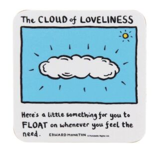 The Cloud Of Loveliness Coaster