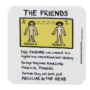 The Friends Coaster