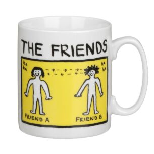 The Friends Mug