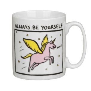 Edward Monkton Always Be Yourself Mug