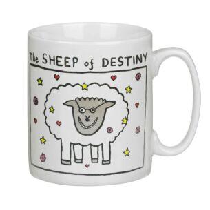 The Sheep of Destiny Mug