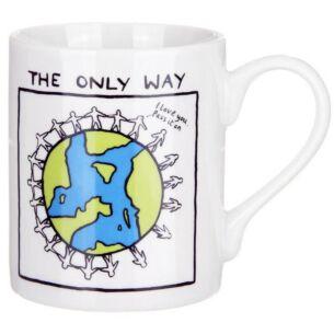 The Only Way Mug