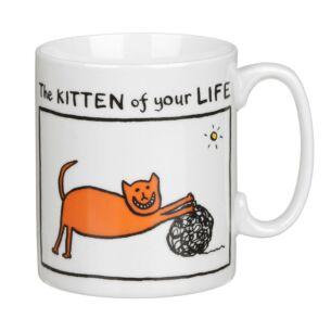 The Kitten of Your Life Mug