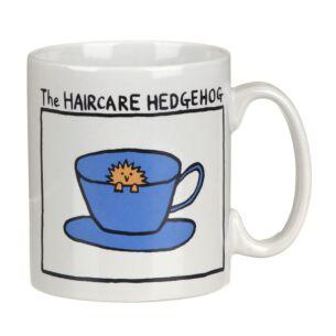 Haircare Hedgehog Mug