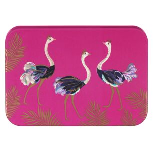 Ostriches Pocket Tin