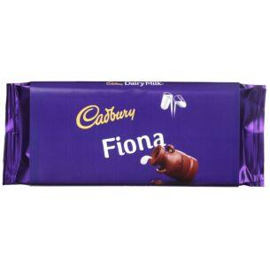 'Fiona' 110g Dairy Milk Chocolate Bar