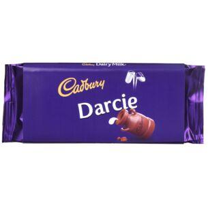 'Darcie' 110g Dairy Milk Chocolate Bar
