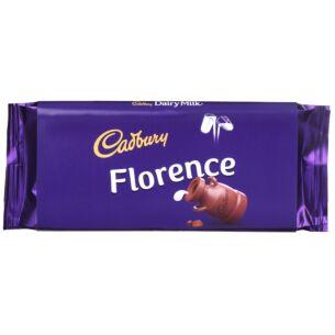 'Florence' 110g Dairy Milk Chocolate Bar