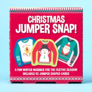 Christmas Jumper Snap! Card Game