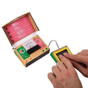 Build Your Own Lie Detector