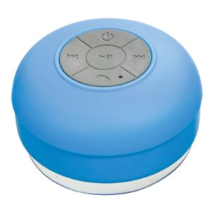 Blue Bluetooth Shower Speaker