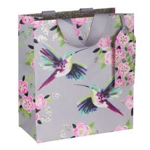 Paper Salad Hummingbird Medium Gift Bag