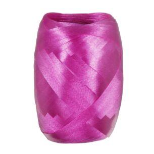 Fuschia Pink Iridescent Curling Ribbon