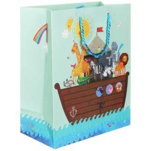 Noah's Ark Large Gift Bag