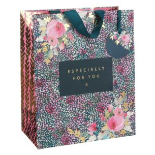 Floral Confetti Large Gift Bag
