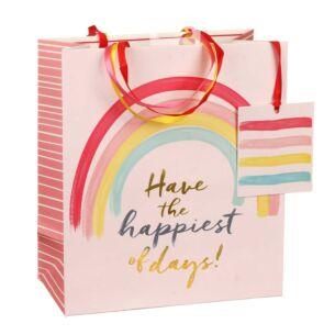 Happiest of Days Medium Gift Bag