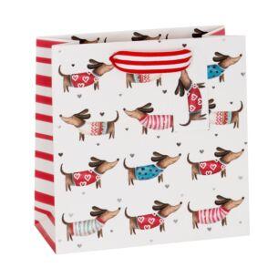 Dachshund Love Medium Gift Bag