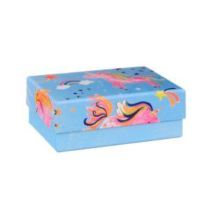 Rectangular Small Unicorn Gift Box