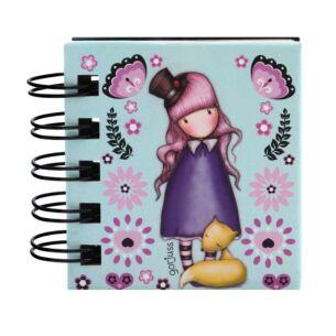 Gorjuss Fiesta The Dreamer Sticky Notes Book
