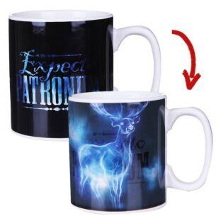 Patronus Heat Changing Mug