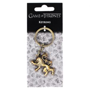 Game of Thrones House Lannister Keyring