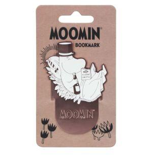 'Moominpappa' Metal Bookmark