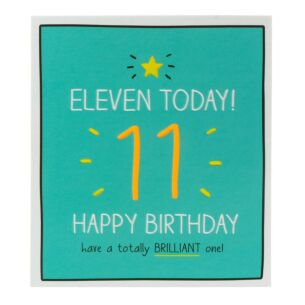 '11 Today' Card