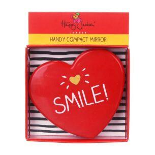 Happy Jackson Smile Handy Compact Mirror