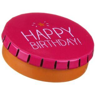 Happy Jackson Happy Birthday Click Clack Tin